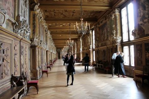 Schloss Fontainebleau 43