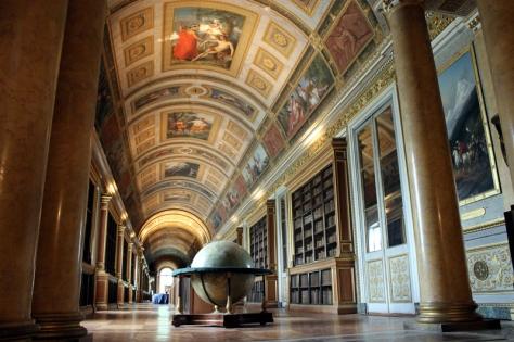 Schloss Fontainebleau 45