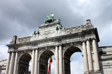Armeemuseum Brüssel 01