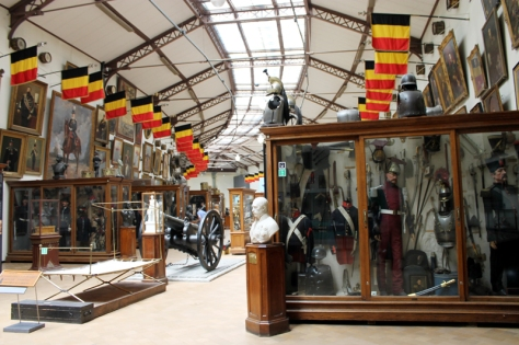 Armeemuseum Brüssel 35