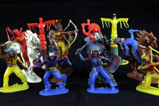 Die wilden Figuren-70er