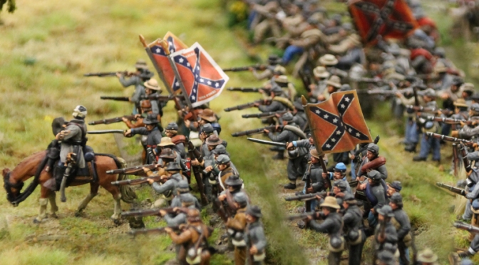 Ausflug in den Amerikanischen Bürgerkrieg
