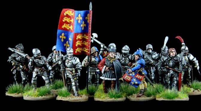 Rosenkriege – Adel, Banner und Standarten