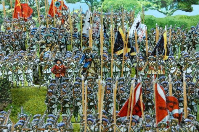 Die Schlacht von Tippermuir – 1644