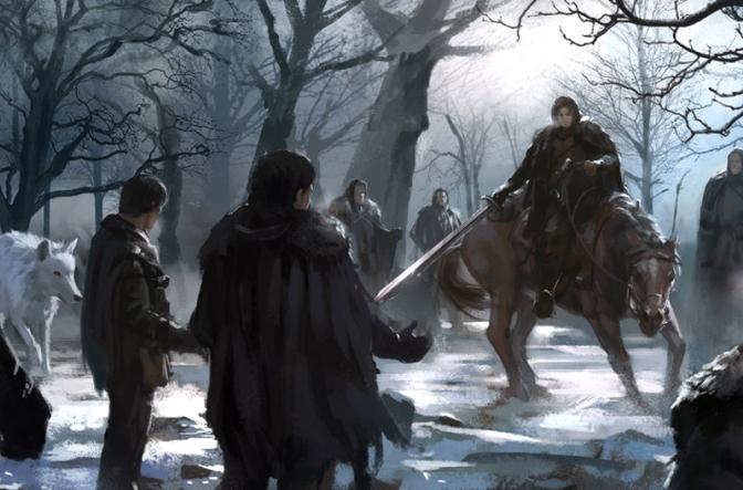 Game of Thrones SAGA – Die Nachtwache
