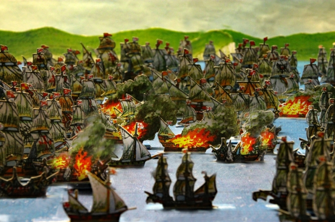 WARGAME THE SPANISH ARMADA 1588