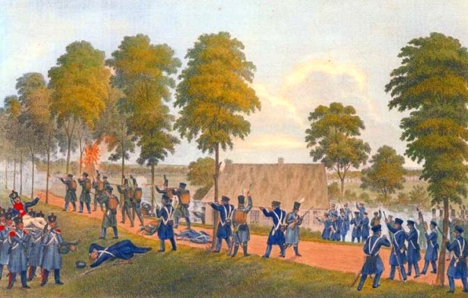Napoleonische Kriege in Norddeutschland – Hanseatische Legion – Teil 2