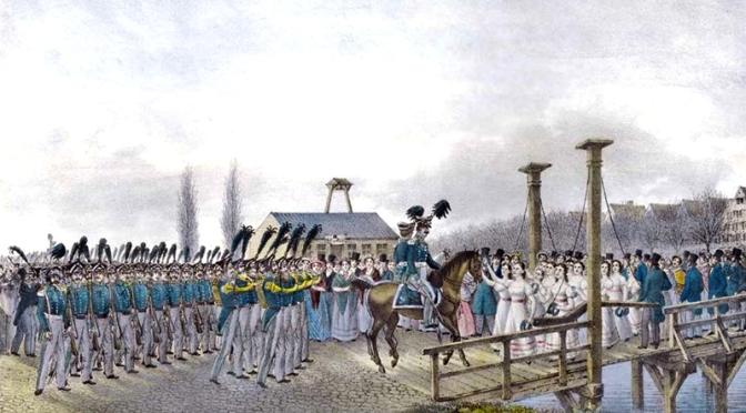 Napoleonische Kriege in Norddeutschland – Hanseatische Legion – Teil 3