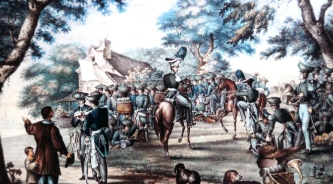Napoleonische Kriege in Norddeutschland – Hanseatische Legion – Teil 1