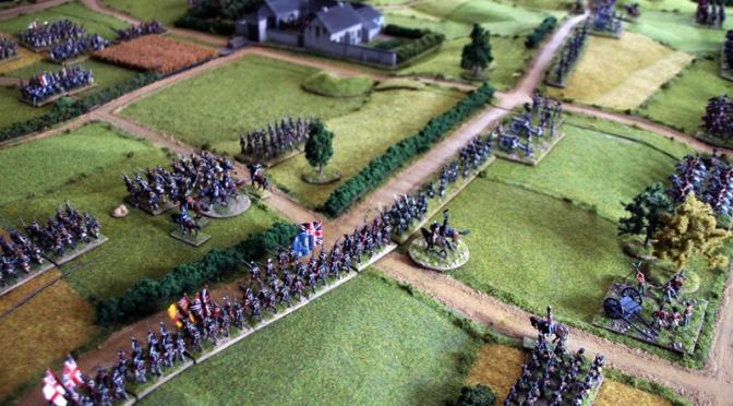 Napoleonisches Wochenende