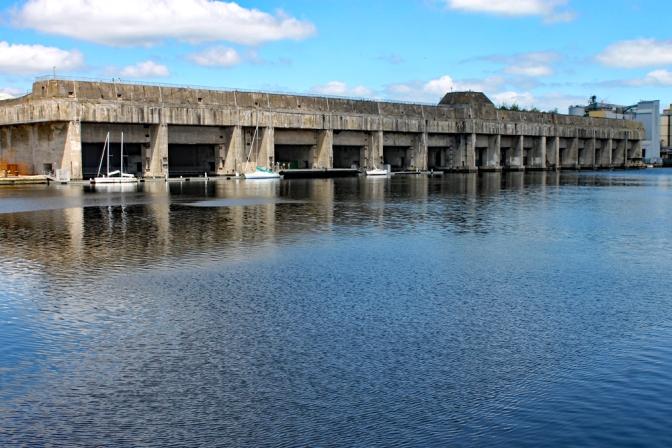 U-Boot-Bunker St. Nazaire