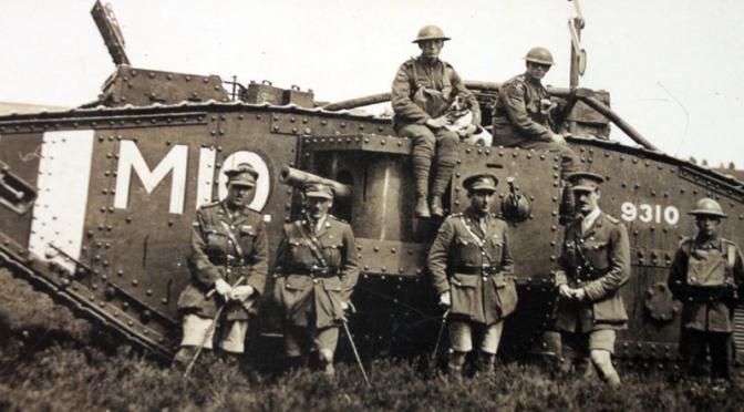 Tank Men