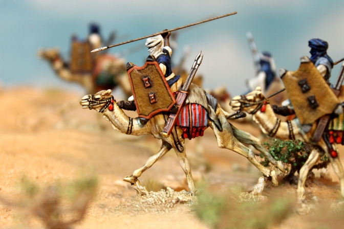 Tuareg – 28mm Figuren