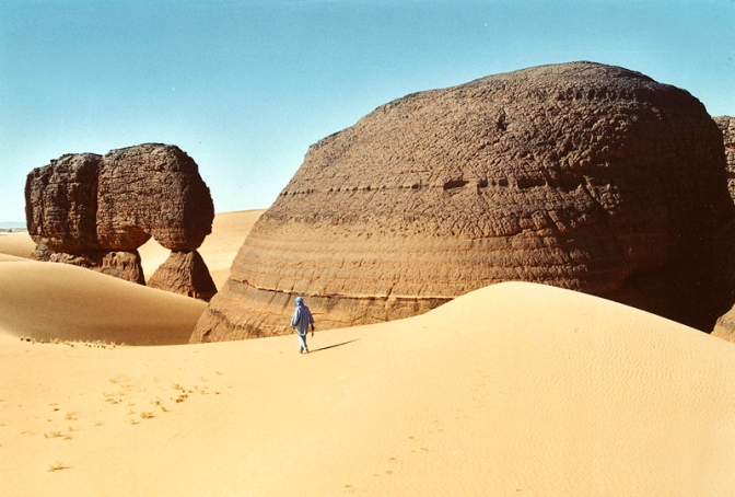 Im Land der Tuareg