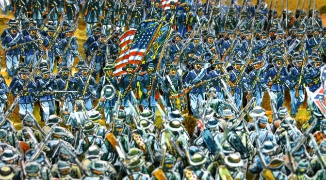 Gettysburg – Tag 1