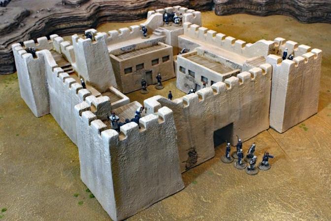 Das Fort – Söhne der Wüste
