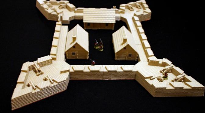 Fort William Henry – Teil 1