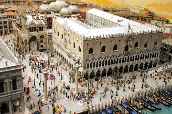 Komm ein bisschen mit nach Italien – MiniaturWunderland