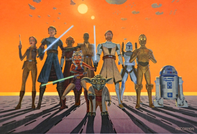 Star Wars – The Clone Wars