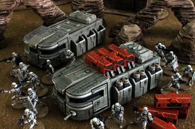 Star Wars Rebels – Die Fahrzeuge