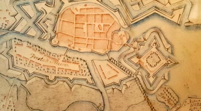 Zitadelle Spandau 1813