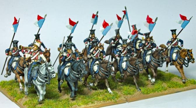 Polnische Armee 1812-13