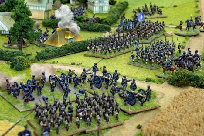 Field of Glory Napoleonic – Großgörschen 1813