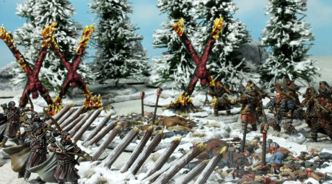 A Song of Ice and Fire Tabletop – Battle of the Bastards / Teil 2