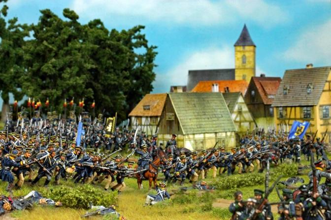 Road to Hagelberg 1813 – Teil 1