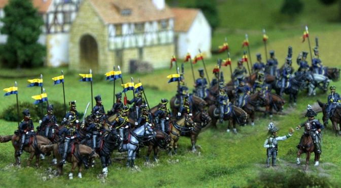 Field of Glory Napoleonic – Hagelberg 1813