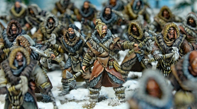 A Song of Ice and Fire Tabletop – Freies Volk