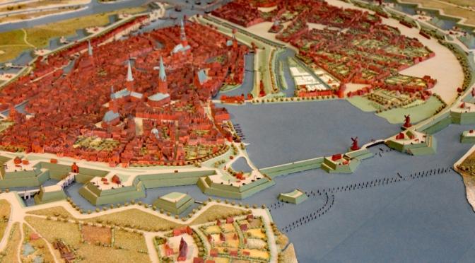 Napoleonische Kriege in Norddeutschland – Stadt und Festung Hamburg / Teil 1