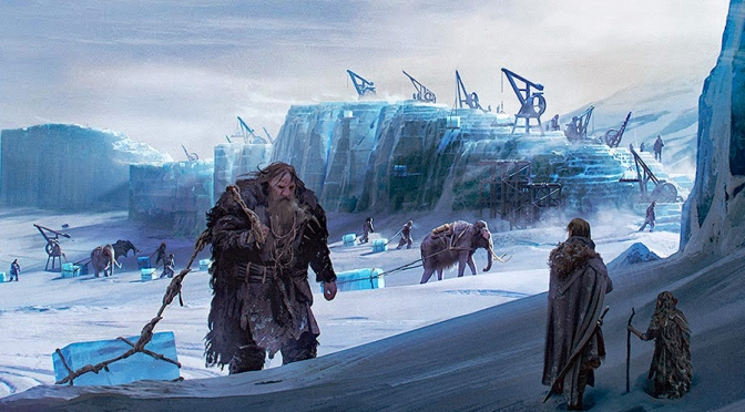 A Song of Ice and Fire Tabletop – Die Mauer (Teil 2)