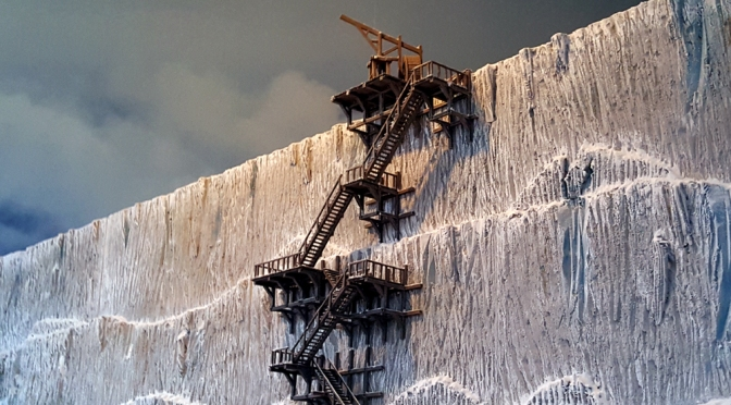 A Song of Ice and Fire Tabletop – Die Mauer (Teil 3)