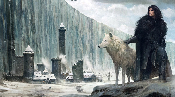 A Song of Ice and Fire Tabletop – Die Mauer (Teil 4)