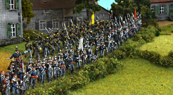 Waterloo – Quatre-Bras 1815 / Teil 5