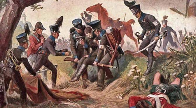 Braunschweiger Korps 1815 – Teil 2