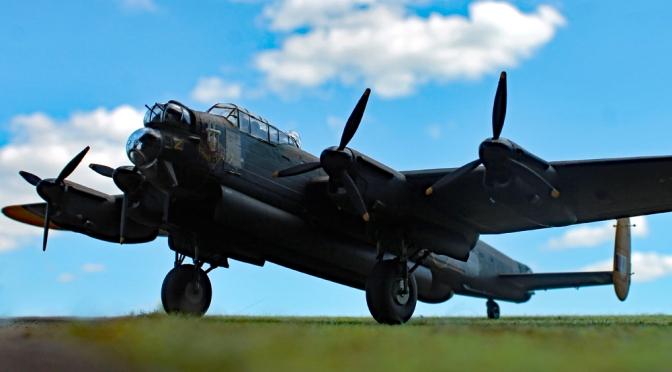 RAF – Bomber Command – Modellbau in 1/72
