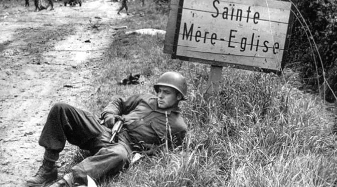Ste.-Mère-Église / D-Day 1944