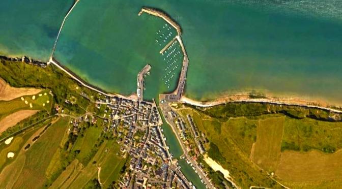 Port-en-Bessin / Heute
