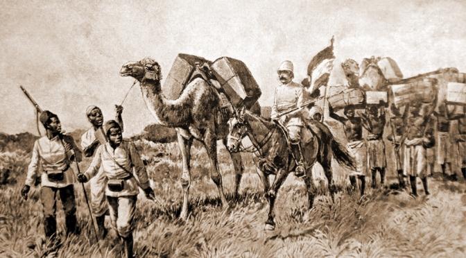 Die deutsche Emin-Pascha Expedition