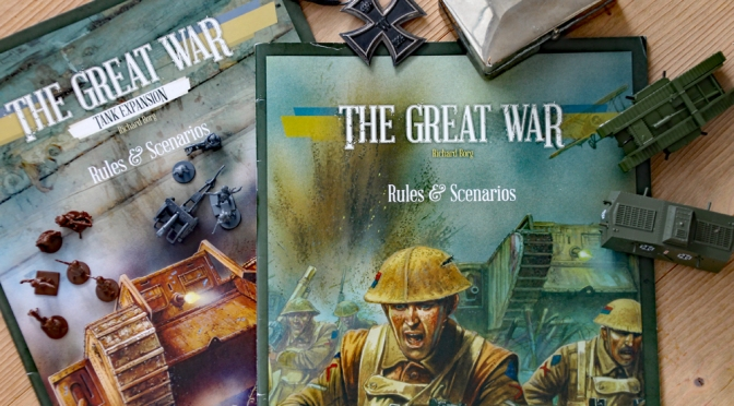 The Great War – Commands & Colours