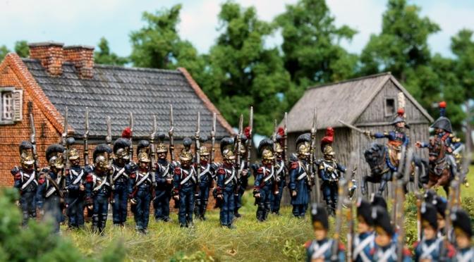 Französische Garde / Teil 1